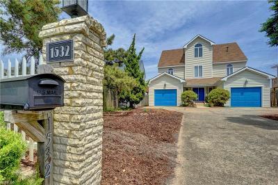 Norfolk Residential For Sale: 1532 E Ocean View Ave