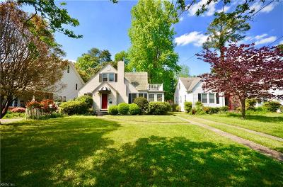 Larchmont Residential Under Contract: 1428 Cedar Ln