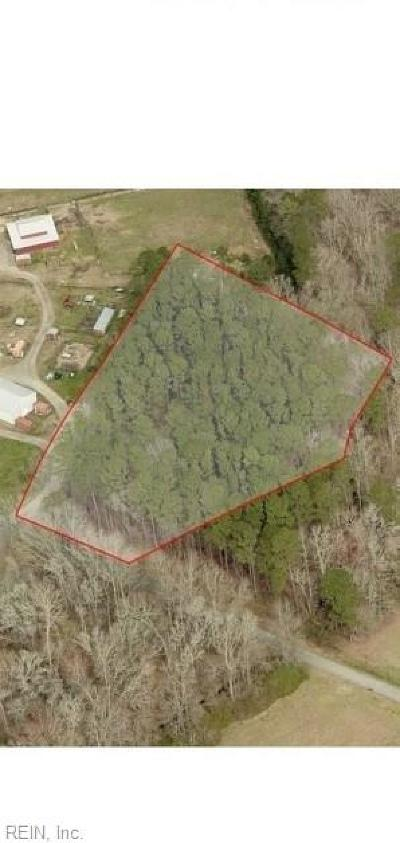 Land/Farm For Sale: 3+ Ac New Land Rd
