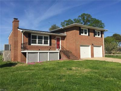 Hampton Residential For Sale: 454 Windmill Point Rd