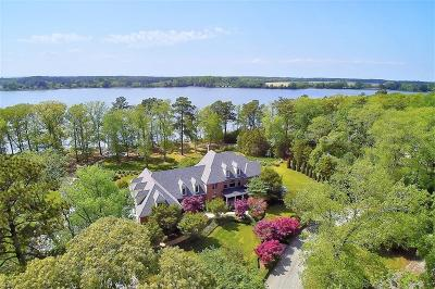Northampton County, Accomack County Residential For Sale: 4375 White Tail Ln