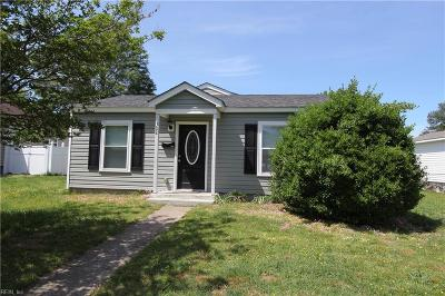 Portsmouth Multi Family Home Under Contract: 302 Beechdale Rd