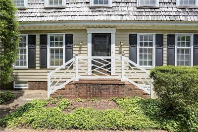 Williamsburg Residential For Sale: 650 Counselors Way