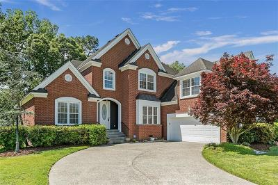 Chesapeake Residential For Sale: 3909 Colony Pointe Dr