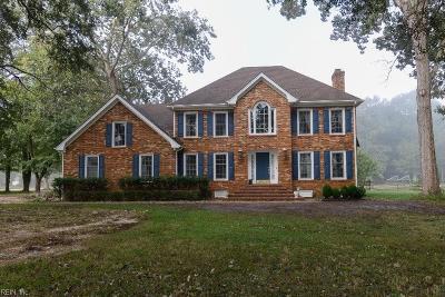 Chesapeake Residential For Sale: 3400 W Landing Dr