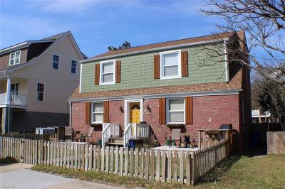 Norfolk Multi Family Home For Sale: 1154 Little Bay Ave