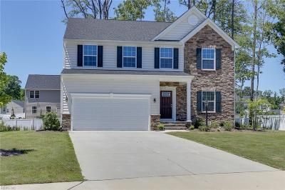 Newport News Residential For Sale: 203 Starling Cir