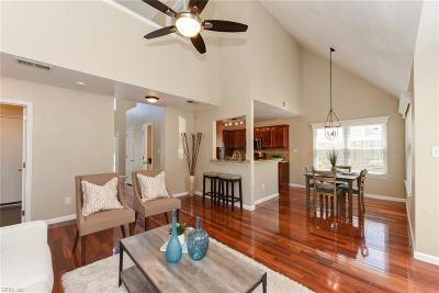 Virginia Beach Residential Under Contract: 2633 Pulaski Loop
