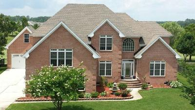 Chesapeake Residential For Sale: 342 Greens Edge Dr