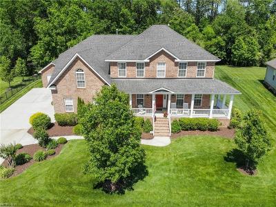 Chesapeake Residential For Sale: 1456 Vance Cir