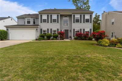 Hampton Residential For Sale: 1722 Aspenwood Dr