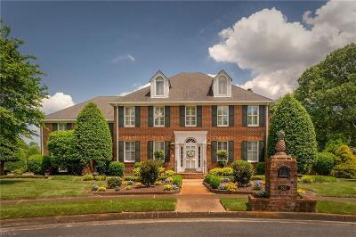 Chesapeake Residential For Sale: 3921 Oak Dr E