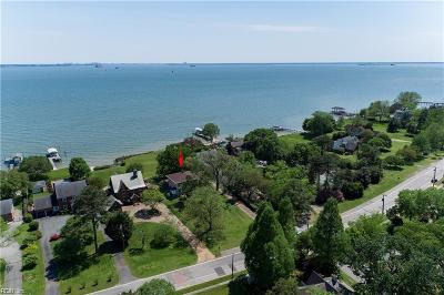 Hampton Residential For Sale: 2200 Chesapeake Ave
