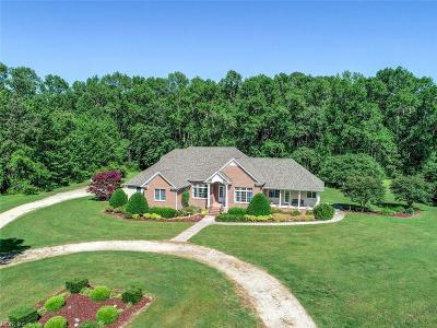 Pungo Residential For Sale: 416 Princess Anne Rd
