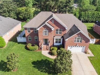 Chesapeake Residential For Sale: 436 Trotters Ln
