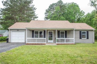 Gloucester Residential For Sale: 5437 Gum Fork Rd
