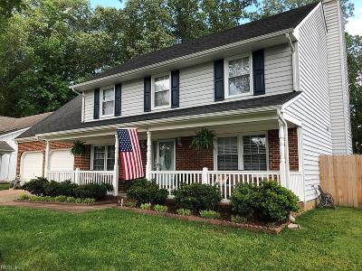 Red Mill Farm Residential For Sale: 1257 Warner Hall Dr