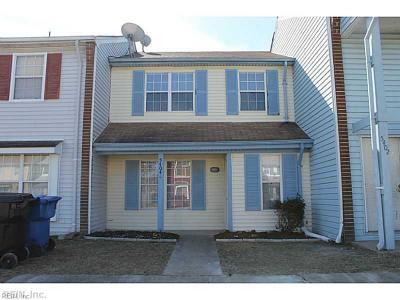 Virginia Beach Residential New Listing: 5404 Grand Lake Cres