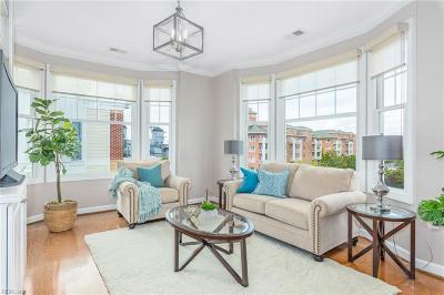 Norfolk Residential For Sale: 239 Duke St #406