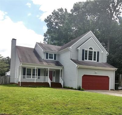 Hampton Residential For Sale: 10 Fawn Cir