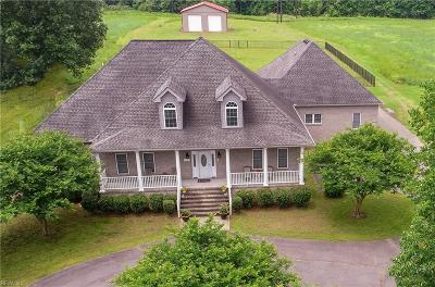 Chesapeake Residential For Sale: 3144 Eason Rd