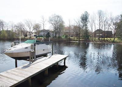 Chesapeake Residential For Sale: 715 Wood Duck Ln