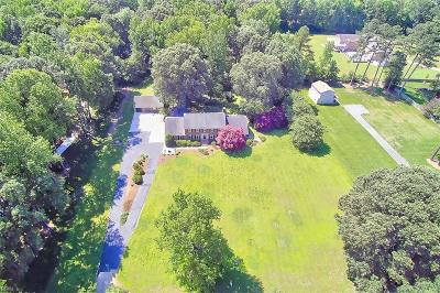 Chesapeake Residential For Sale: 405 Woodards Ford Rd