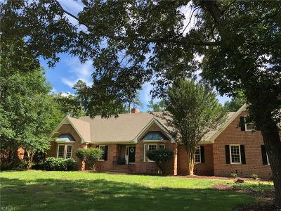 Governors Land Residential New Listing: 3145 Parkside Ln