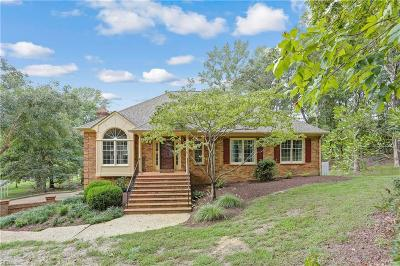Williamsburg Residential New Listing: 4 Minor Ct