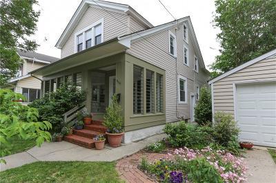 Norfolk Residential New Listing: 539 Delaware Ave