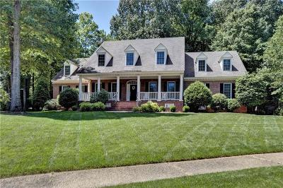 Williamsburg Residential For Sale: 237 Yorkshire Dr