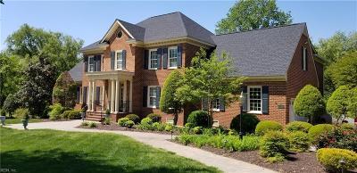 Williamsburg Residential For Sale: 2729 Jockeys Neck Trl