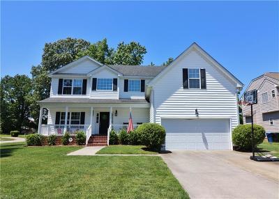 Virginia Beach Residential New Listing: 4829 Hook Ln
