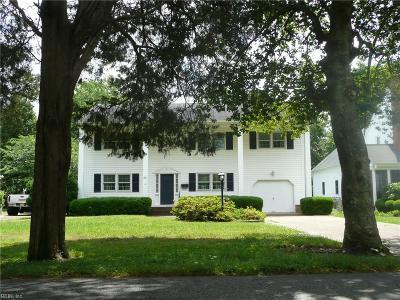 Newport News Residential For Sale: 26 Cedar Ln