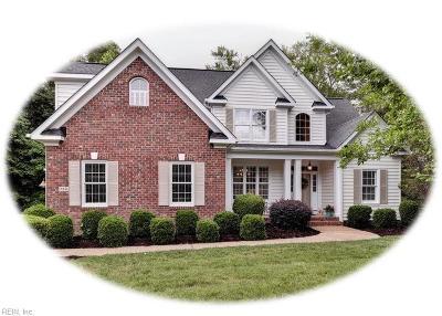 Williamsburg Residential New Listing: 113 Holly Grv
