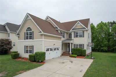 Suffolk Residential For Sale: 1023 Meadows Reach Cir