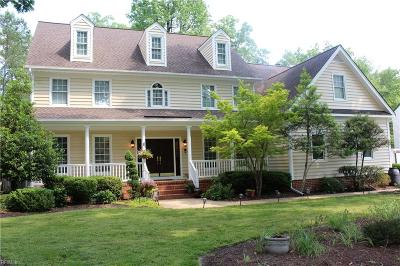 Williamsburg Residential New Listing: 110 Evergreen Way