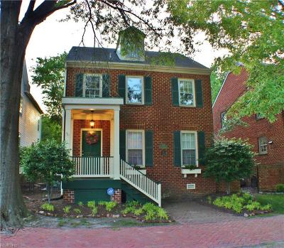 Portsmouth Residential For Sale: 414 Crawford St