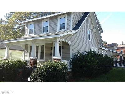 Portsmouth Residential New Listing: 1900 Azalea Ave