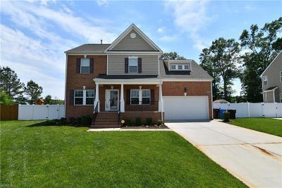 Chesapeake Residential New Listing: 1438 Kemp Bridge Dr