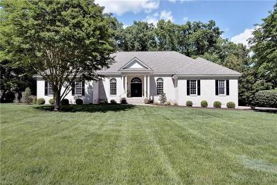 Governors Land Residential New Listing: 1920 Miln House Rd
