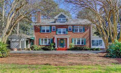 Norfolk Residential For Sale: 1038 North Shore Rd
