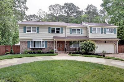 Newport News Residential For Sale: 28 Paula Maria Dr