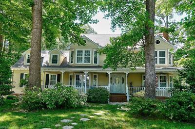 Virginia Beach Residential New Listing: 1005 Cinta Ct