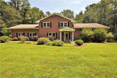 Chesapeake Residential New Listing: 1921 Darden St