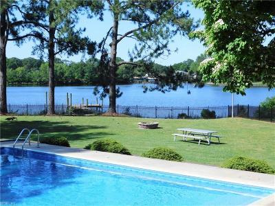Virginia Beach Residential New Listing: 5932 Woodstock Ct