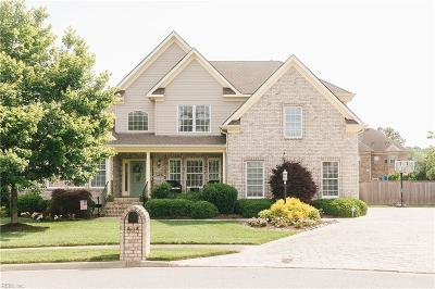 Chesapeake Residential Under Contract: 805 Brentwood Ct