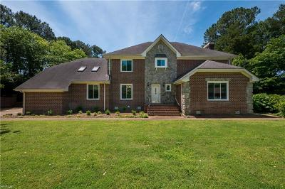 Virginia Beach Residential New Listing: 1705 Bohnhoff Ct