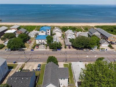 Norfolk Residential New Listing: 1437 E Ocean View Ave