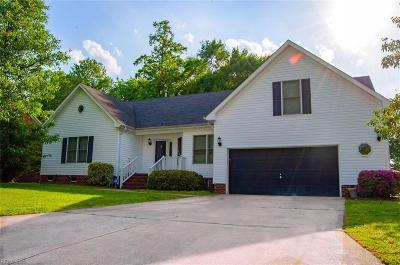 Suffolk Residential New Listing: 1300 Mill Oak Ct